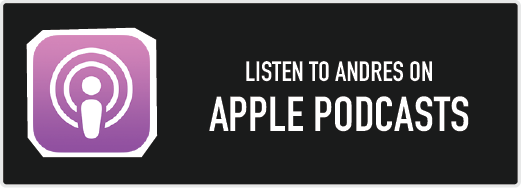 Listen to Andres on Apple Podcasts