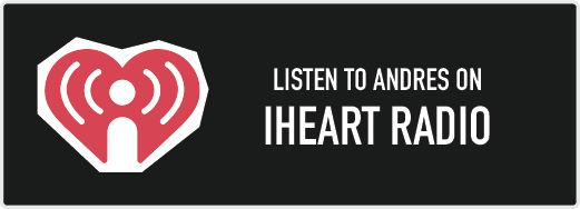 Listen to Andres on iHeart Radio