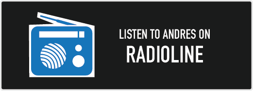 Listen to Andres on Radioline