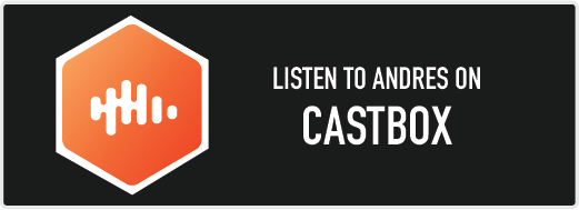 Listen to Andres on Castbox